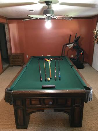 Pool Tables For Sale Little RockSOLO Qualified Pool Table Movers - Tournament size pool table