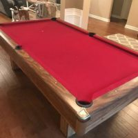 Brunswick Seville II Pool Table