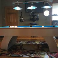 7ft Imperial Pool Table