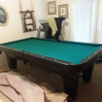 4x8 Imperial International Pool Table
