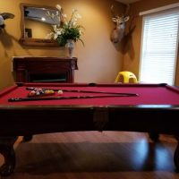 Sportscraft Pool Table 7.5ft Long